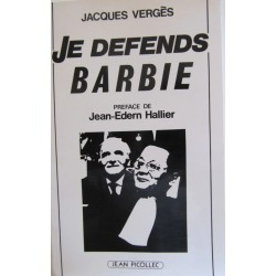 Je défends Barbie - Jacques...