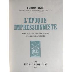L'epoque Impressionniste -...