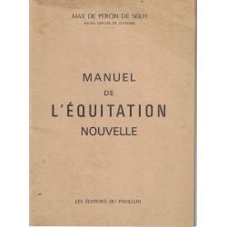 Manuel de l'équitation...