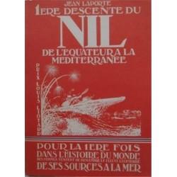 Première descente du Nil,...