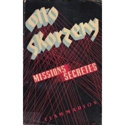 Missions secrètes. SKORZENY...