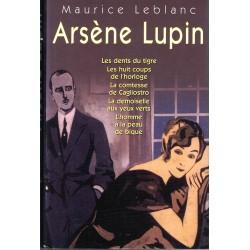 Arsène Lupin - Maurice Leblanc