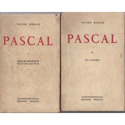 Pascal - Tome 1&2 complet -...