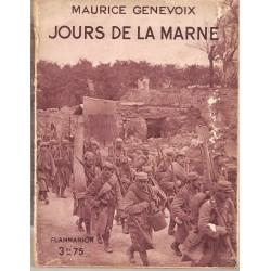Jours de la Marne - Maurice...