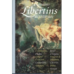 Romans libertins du XVIIIè...
