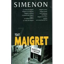 Simenon Tout Maigret tome 7