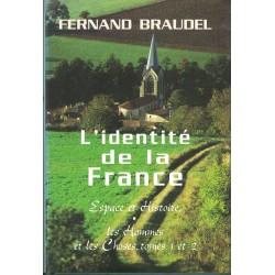 L'identité de la France -...