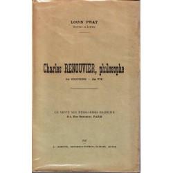 Charles RENOUVIER,...