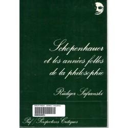 Schopenhauer Et Les Années...