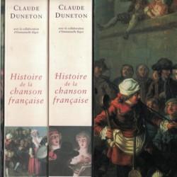 Histoire De La Chanson...