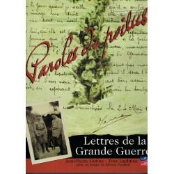 Paroles de poilus - Lettres...