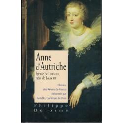 Anne d'Autriche épouse de...
