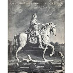 Paris du règne d'Henri II à...
