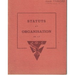 Statuts et organisation de...