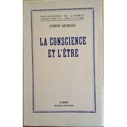 La conscience et l'être -...