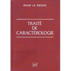 Traité de Caractérologie...