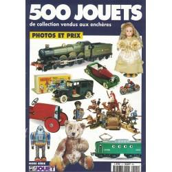 Revue 500 jouets de...