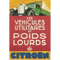 Les véhicules utilitaires...
