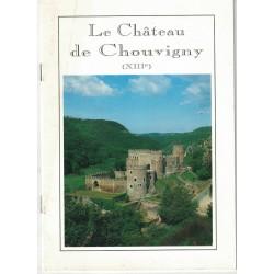 Le château de Chouvigny...