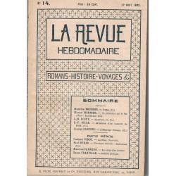 La revue Hebdomadaire n°14...