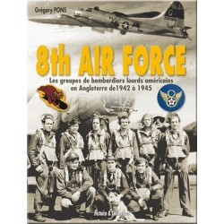 8th Air Force - Les groupes...