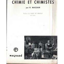 Chimie et chimistes - R....