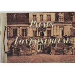 Brochure ancienne palais de...