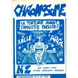 Revue Chromosome n°2 1981 -...