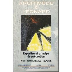 Archimede et Leonard  HS 17...