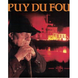 Brochure du Puy du Fou sur...