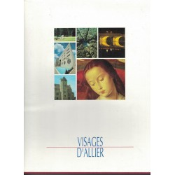 Visages d'Allier - Jean Cluzel