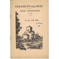 Germigny-des-Prés, église...