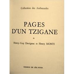 Pages d'un Tzigane –...