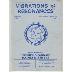 Vibrations et resonnances...