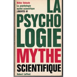 La psychologie mythe...