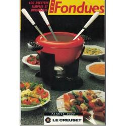 Les fondues, 100 recettes...