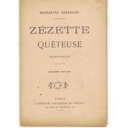 Zézette Quêteuse -...