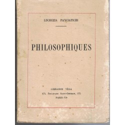 Philosophiques - Lucrezia...