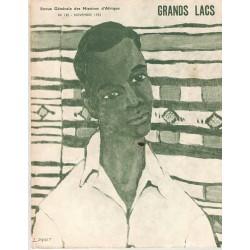 Revue Grands Lacs n°182 -...