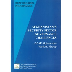 Afganistan's security...