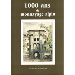 1000 ans de monnayge alpin...