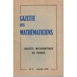 Gazette des Mathématiciens...
