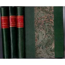 Collection de 3 Frison...